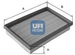Фильтр воздушный (30.558.00 — UFI)