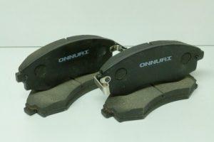 GBPK-032 Колодки дисковые передние kia picanto 1.0/1.1d 04>