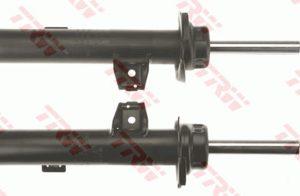 Амортизатор BMW 1 E81/E87 04- пер.газ.(к-т л./пр. цена за 1шт.)